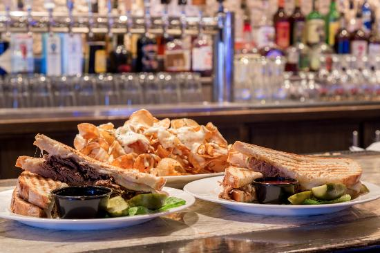 Panini - Picture of Metro Grill & Bar, Joliet - TripAdvisor
