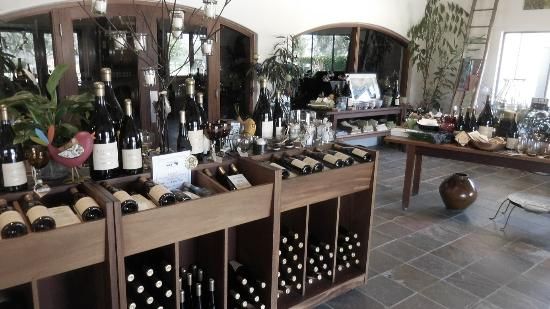 "Buellton, CA: Lafond's ""Gift Shop"" area of their Tasting Room"