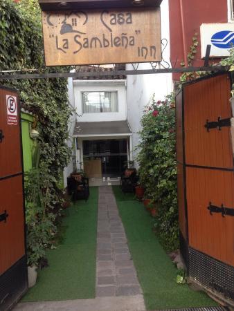 Casa La Sambleña