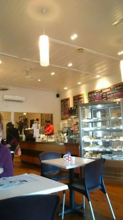 Essence Cafe: Wait for a smile