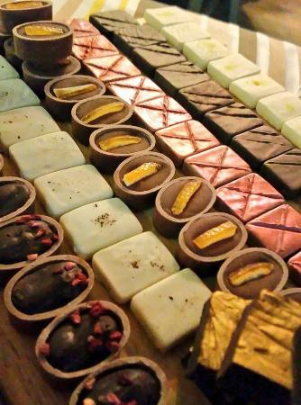 Thinking Chocolate