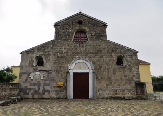cattedrale romanica IX sec.