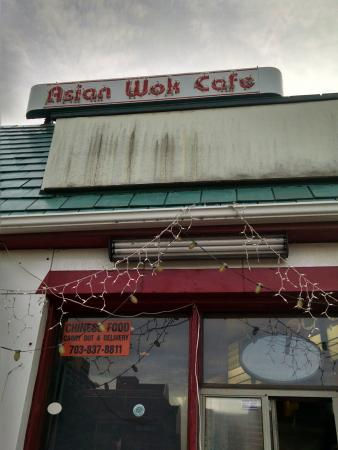 Asian Wok Cafe