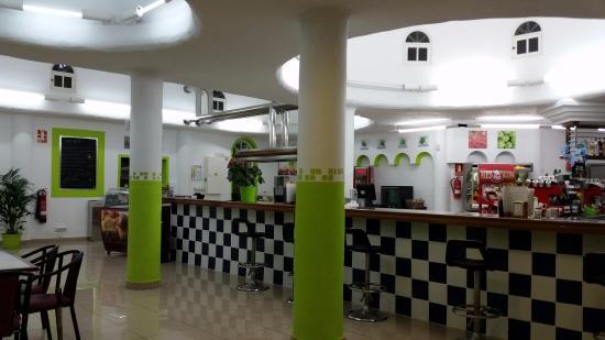 Fasnia, España: Cafeteria