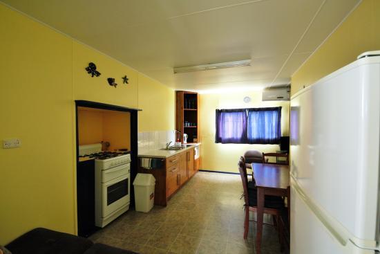 Baudin Beach, Australia: Apt 1 kitchen