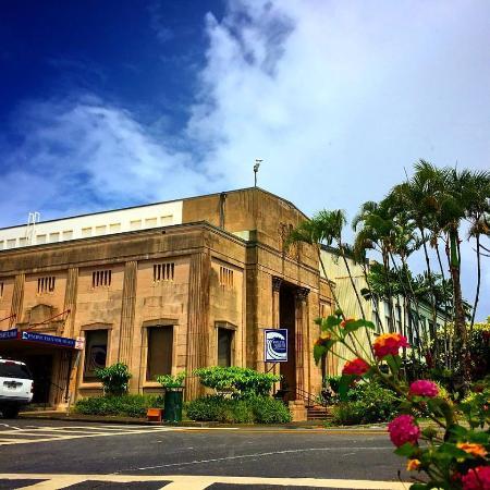 太平洋海啸博物馆