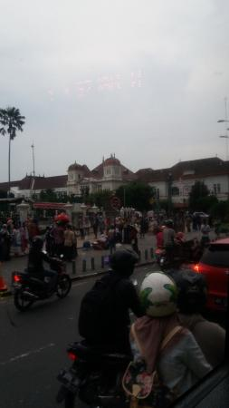 Titik 0 Kilometer Yogyakarta