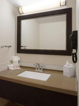 Ramada Kingston Hotel and Conference Center: Bathroom