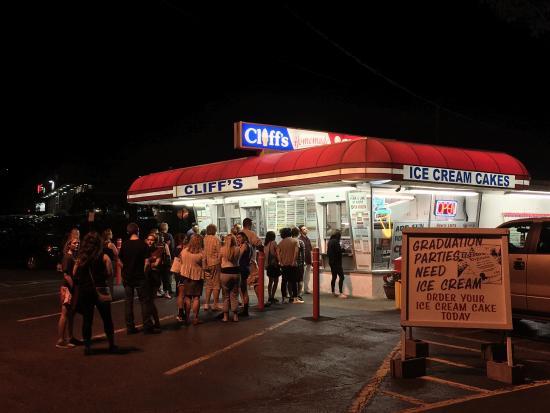 Cliff's Homemade Ice Cream: photo0.jpg