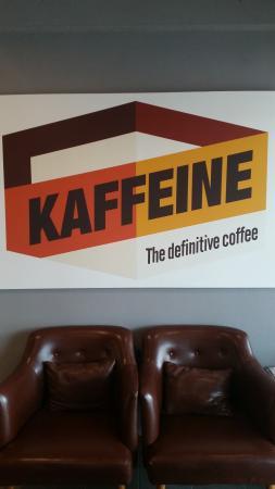 Saraphi, Таиланд: Kaffeine