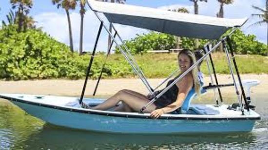 Broward Electric Boats