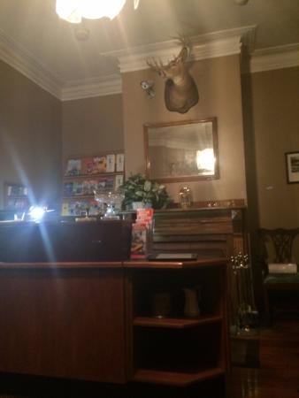 Abercrombie's Farrington Inn: Recepção