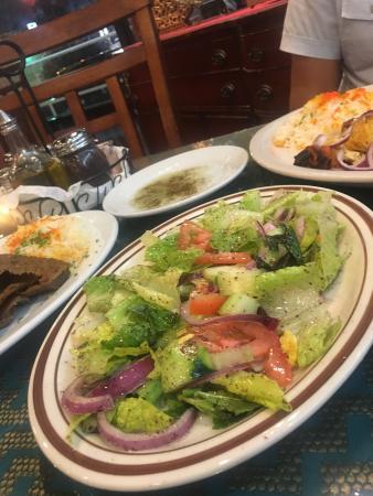 Pita Gourmet Mediterranean Restaurant San Antonio