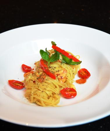 TEMPTationS: Spaghetti Aglio e olio
