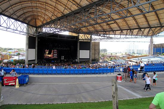 The MidFlorida Credit Union Amphitheatre