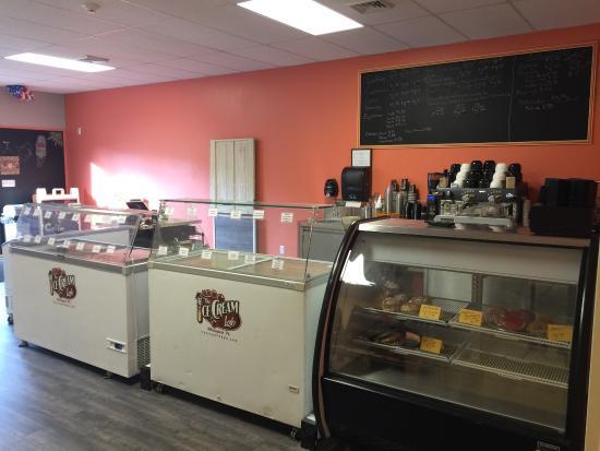 Albrightsville, بنسيلفانيا: Garrison's Cafe & Sweet Shop