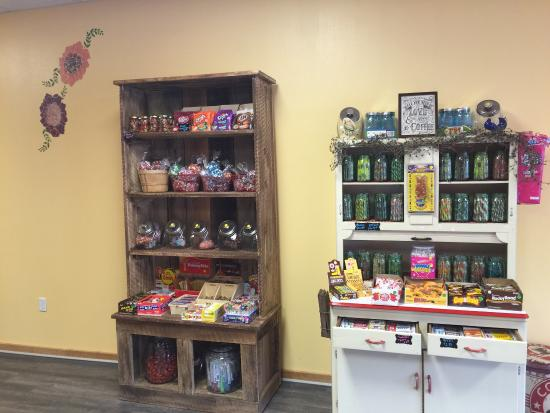 Albrightsville, Pensylwania: Garrison's Cafe & Sweet Shop