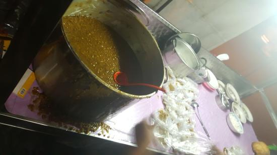 Es Kacang Ijo Goyang Lidah
