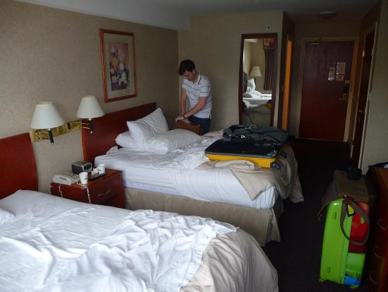 Days Inn - Vancouver Airport: View of room