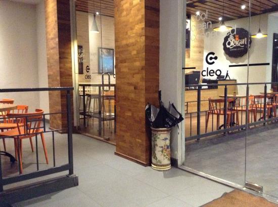 cafe cleo business hotel picture of cleo business hotel surabaya rh tripadvisor com