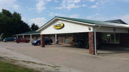 Mound City, MO: Audrey's Motel