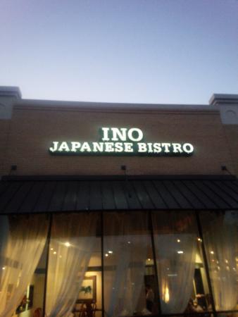 Ino Japanese Restaurant