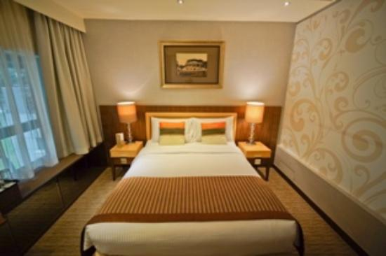 The Residence At Singapore Recreation Club: Deluxe Room
