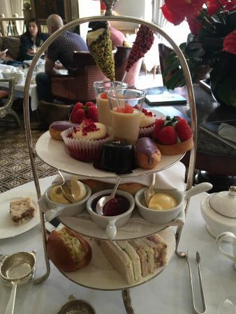 Rubens Hotel London Afternoon Tea