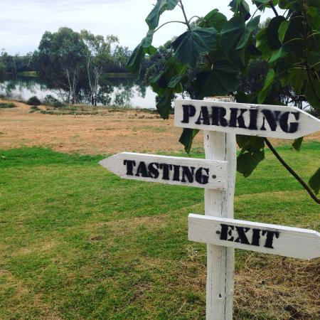 Whistling Kite Vineyard