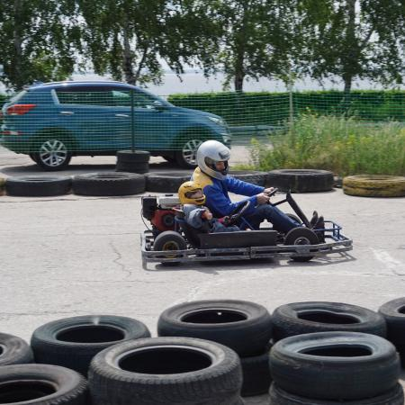 Na Naberezhnoi Karting Club
