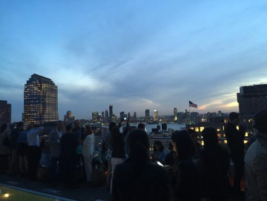The James New York: Amazing feeling