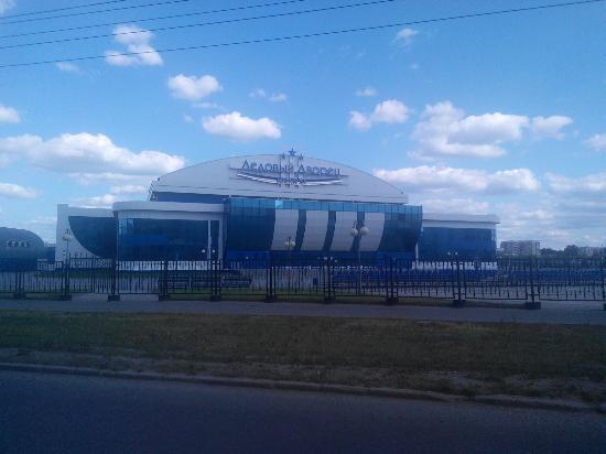 Mariy El Ice Dome