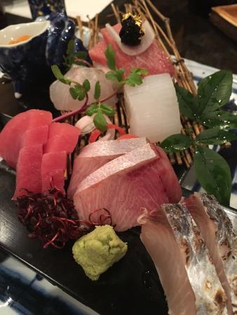 Sushi Kaiseki Kyoto Cuisine Takuraku