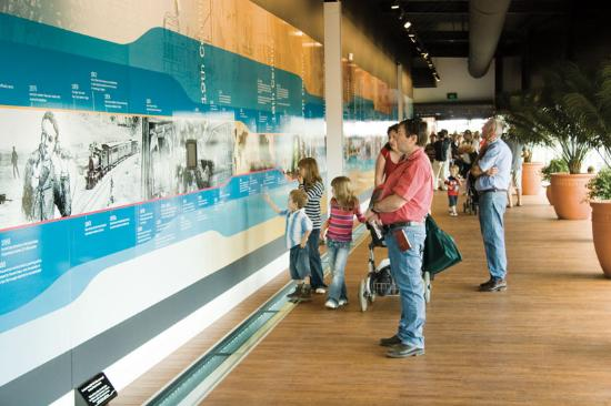 Blackwater International Coal Centre: View our historical timeline that features important dates back in time