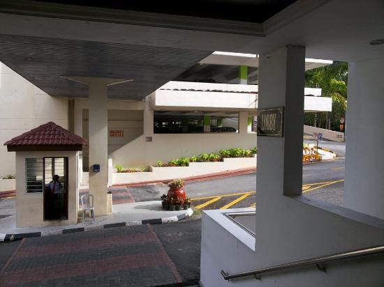 Genting View Resort: Lobby