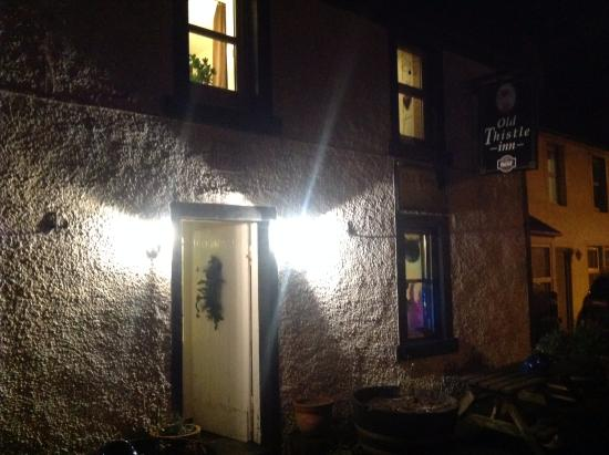 Borders, UK: The Old Thistle Inn