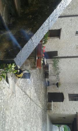 Sant'Anatolia di Narco, Włochy: Abbazia dei santi Felice e Mauro