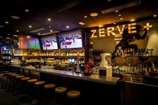 Zerve bar and billiards
