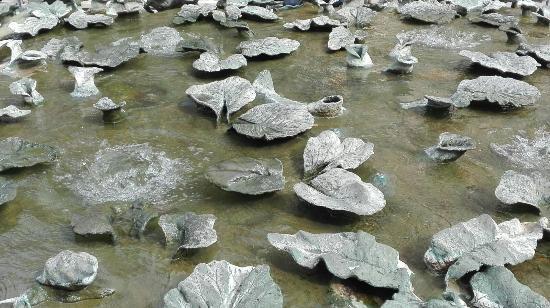 Blätterbrunnen