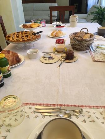Mombello Monferrato, Italia: Siamo stati accolti come dei super ospiti. La signora Donatella gentilissima e disponibile. Stan