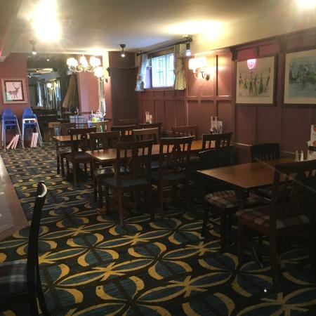 Oakley, UK: The newly refurbished Beach Arms