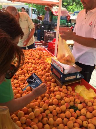 Kalamata Farmer's Market