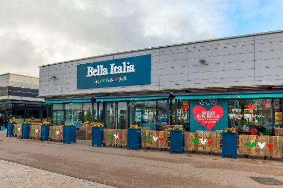 ‪Bella Italia New Brighton‬