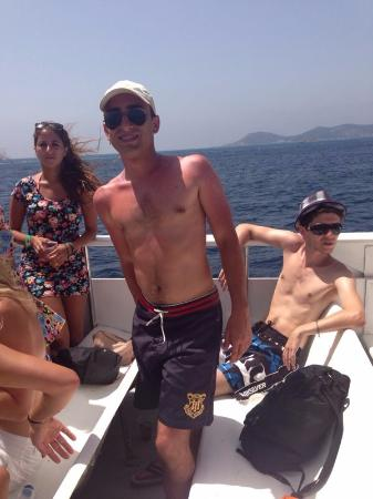 Ibiza Boat Parties: Formentera - boat party