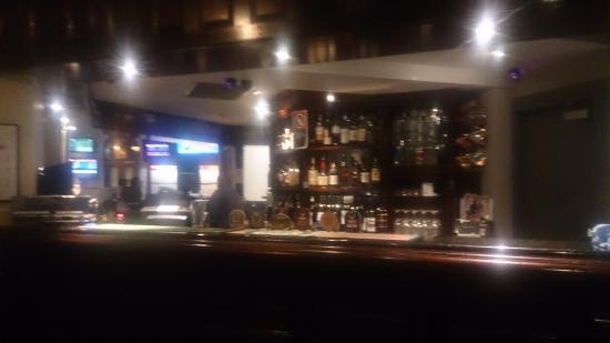 Royal Exhibition Hotel: The Bar
