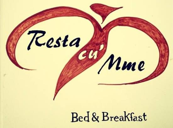 Bed and Breakfast Resta Cu'Mme: logo
