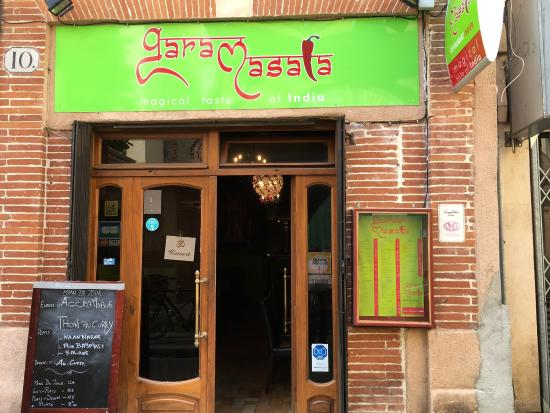 Indian Restaurant Toulouse
