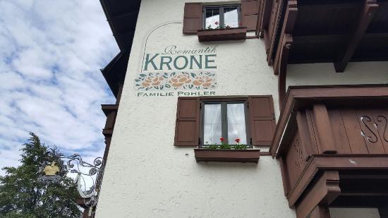 Hotel Romantik - Krone: 20160603_092348_large.jpg