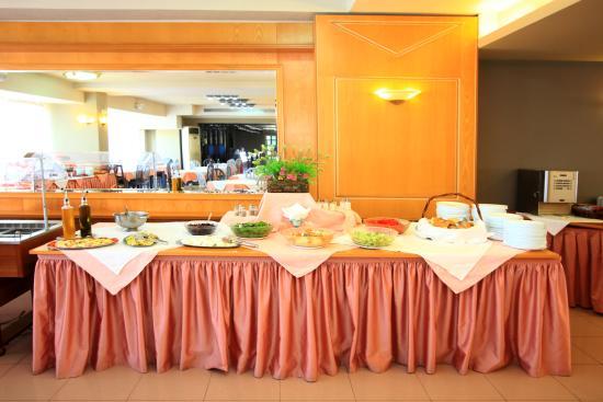 Vanisko Hotel : Buffet
