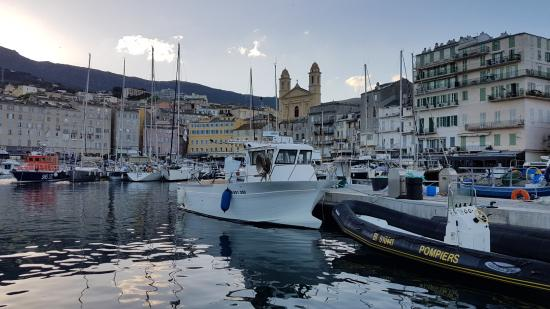 The Marina Picture Of Le Vieux Port Bastia Tripadvisor